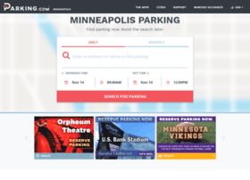 minneapolisparking.spplus.com
