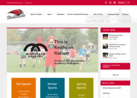 minnehahaathletics.net
