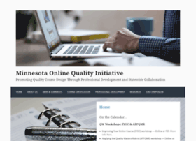minnesota.qualitymatters.org