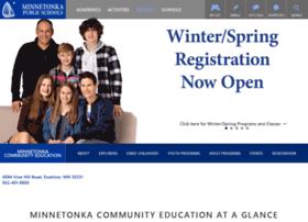 minnetonkacommunityed.org