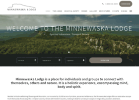 minnewaskalodge.com