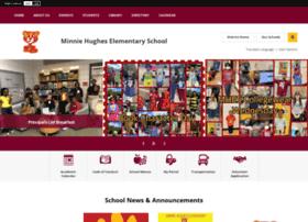 minniehughes.ccsdschools.com