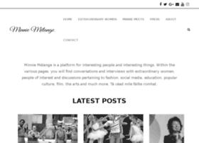 minniemelange.com