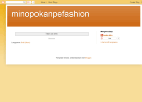minopokanpefashion.blogspot.com