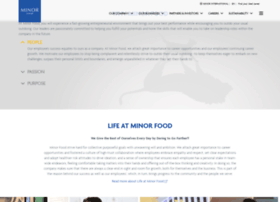 minorfoodgroup.com