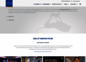 minorfoodgroup.com