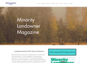 minoritylandowner.com