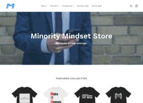 minoritymindsetstore.com