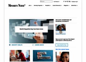 minoritynurse.com