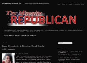 minorityrepublican.com