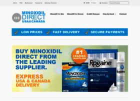 minoxidildirect.com