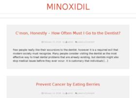 minoxidilforte.com