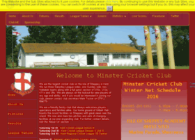 minstersheppy.play-cricket.com