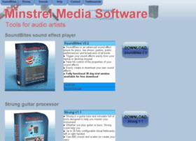 minstrelmediasoftware.co.uk