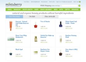 mintandberry.com