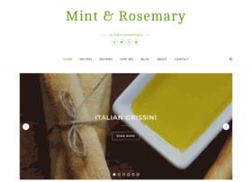 mintandrosemary.com