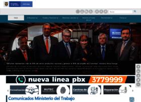 mintrabajo.gov.co