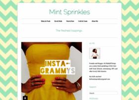 mintsprinkles.com