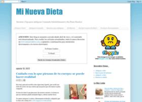 minuevadieta.blogspot.com