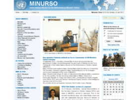 minurso.unlb.org