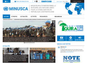minusca.unmissions.org