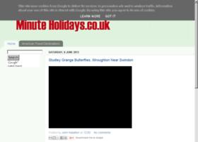 minuteholidays.co.uk