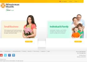 minuteman.nfphealth.com
