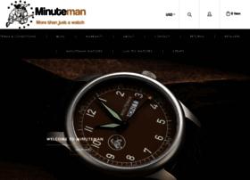minutemanwatches.com