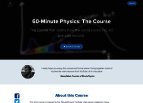 minutephysics.usefedora.com