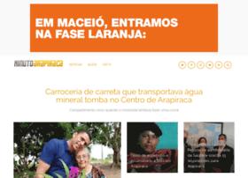 minutoarapiraca.com.br