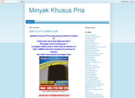 minyakkhususpria.blogspot.com