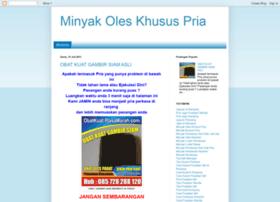 minyakoleskhususpria.blogspot.com