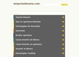 miopcionbinaria.com