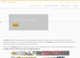 miplanchevrolet.com.ar