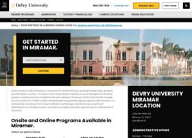 mir.devry.edu