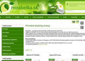 mirabelka.sk