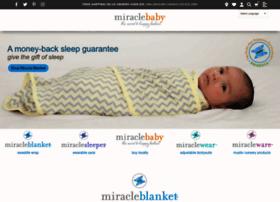 miracleblanket.com