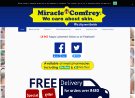 miraclecomfrey.com