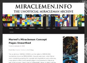 miraclemen.info
