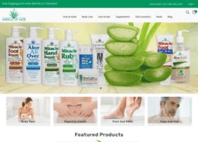 miracleofaloe.com