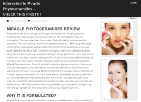 miraclephytoceramidesreview.com