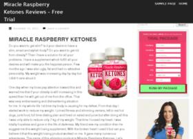 miracleraspberryketonesfacts.co.uk