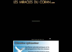 miraclesducoran.com