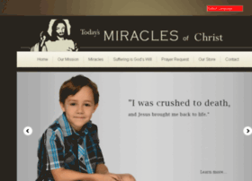 miraclesofchrist.net