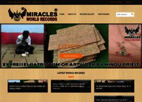 miraclesworldrecords.com