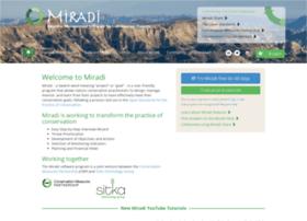 miradi.org
