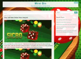 miraibio.com
