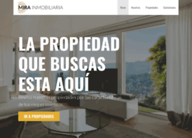 mirainmobiliaria.com