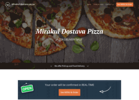 mirakul-pizza.com