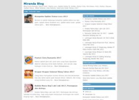 mirandangmaganda.blogspot.com